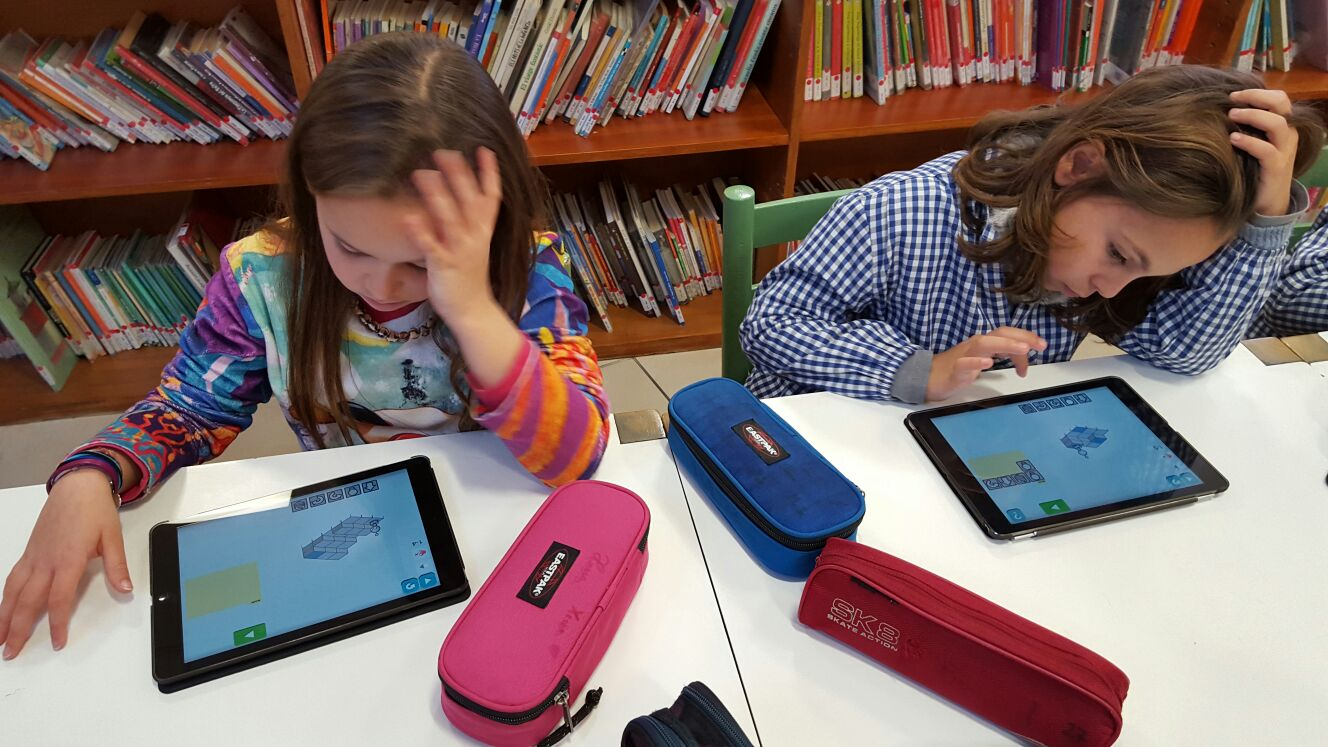 iPads en el aula