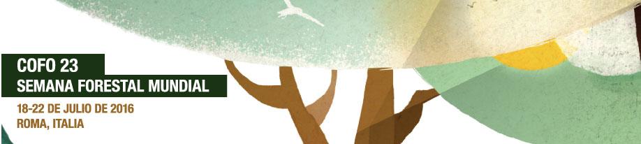 COFO 23 Semana Forestal Mundial