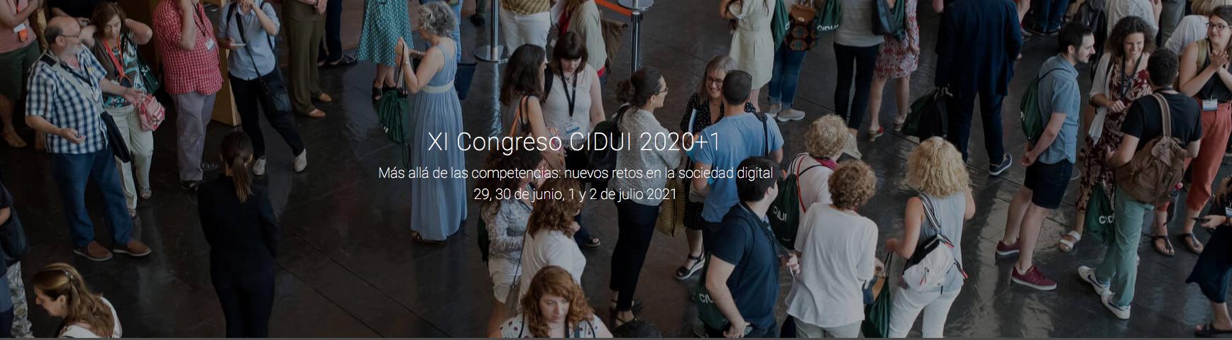 XI Congreso Internacional de Docencia Universitaria e Innovación